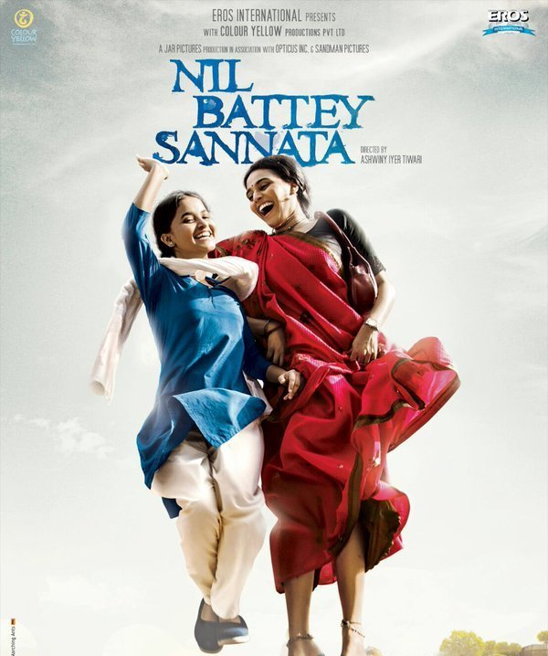 Nil Battey Sannata (2016) Full Movie Watch Online Free