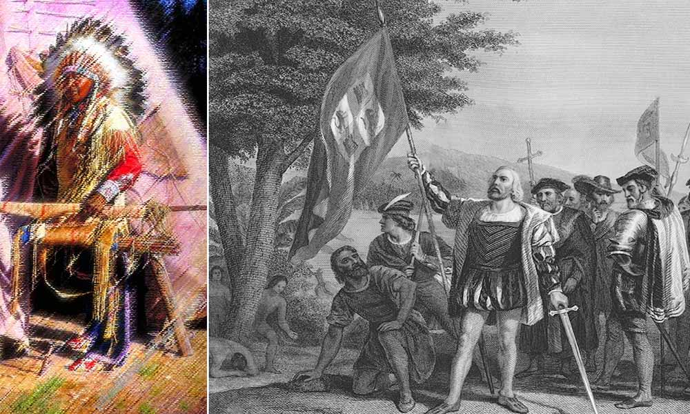 native american and european americans could Why native americans were so vulnerable to european diseases:  these are key facts in native american history  so when adult native americans got the measles,.