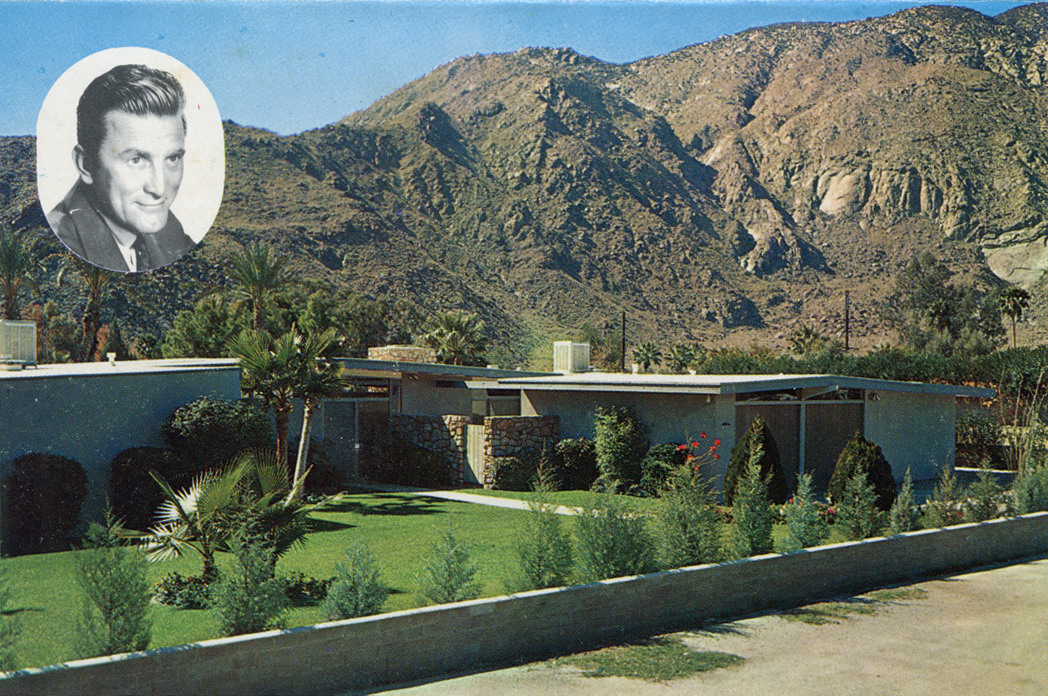 Kirk douglas 39 former house up for sale social news xyz for Property in palm springs