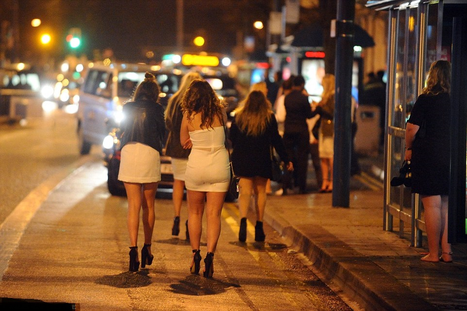 Drunk Women May Engage More In Unprotected Sex Social