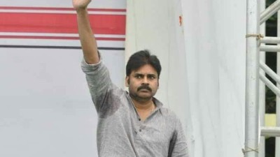 Pawan Kalyan slams TDP, Centre on special status issue for Andhra