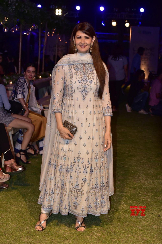 Mumbai Lakme Fashion Week Summer Resort 2018 Sangeeta Bijlani Lfwsr18 Lakmefashionweek
