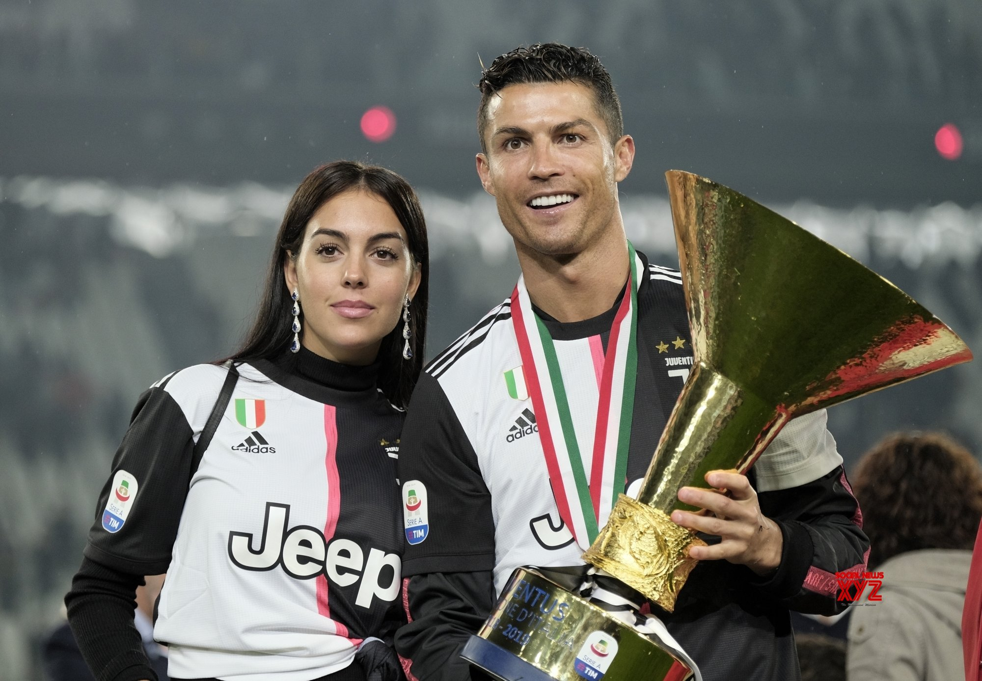 Italy Turin Soccer Serie A Juventus Trophy Ceremony Gallery Social News Xyz