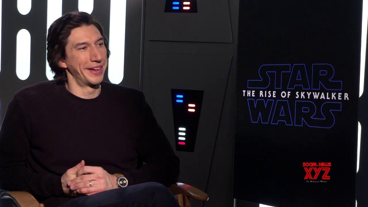Star Wars The Rise Of Skywalker Epk Cast Crew Generic Interviews Socialnews Xyz Video Social News Xyz