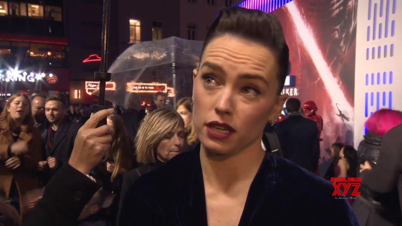 Star Wars The Rise Of Skywalker European Premiere Cast Crew Soundbites Socialnews Xyz Video Social News Xyz