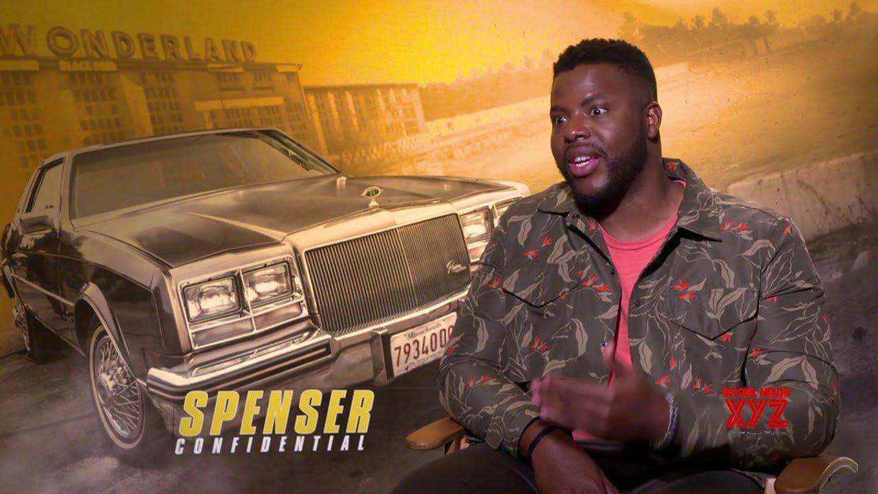 Spenser Confidential Winston Duke Generic Junket Interview Socialnews Xyz Video Social News Xyz