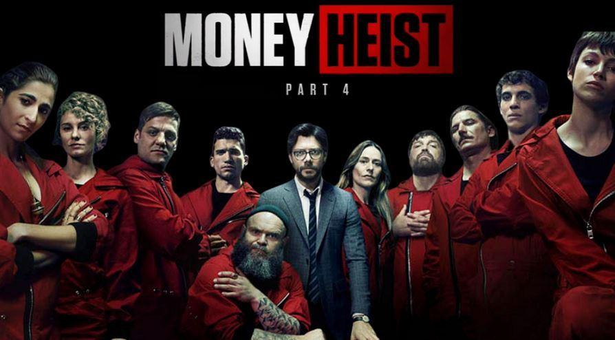 La Casa de Papel (Money Heist) Season 4 Review: Another Treat For ...