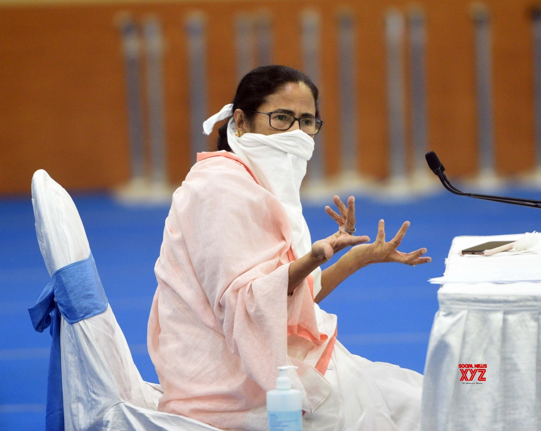 Howrah: Bengal CM Mamata meets Industrialist and Traders #Gallery