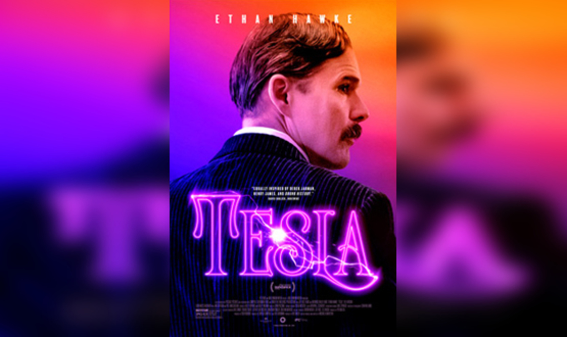 Tesla Review: A Moderately Delightful, Striking, and Splendid Film(Rating:  ***) - Social News XYZ