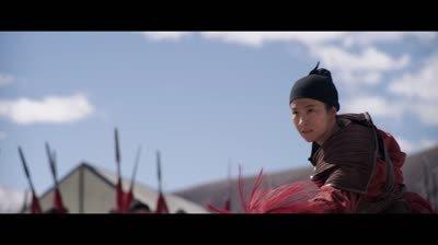 Mulan Mulan Fights Chen Honghui Extended Socialnews Xyz Social News Xyz