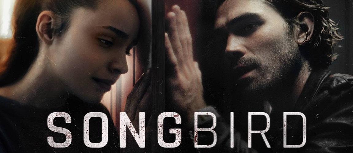 Songbird (Phénix) : Songbird, ou Phénix au Québec, est un film américain réalisé par Adam Mason, sorti en 2020.  Produit par Michael Bay, il s'agit du premier film tourné à Los Angeles pendant la période de confinement aux États-Unis lors de la pandémie de Covid-19. Le film est d'ailleurs inspiré de cette pandémie et se déroule dans un futur où le virus a muté et les mesures de sécurités renforcées.